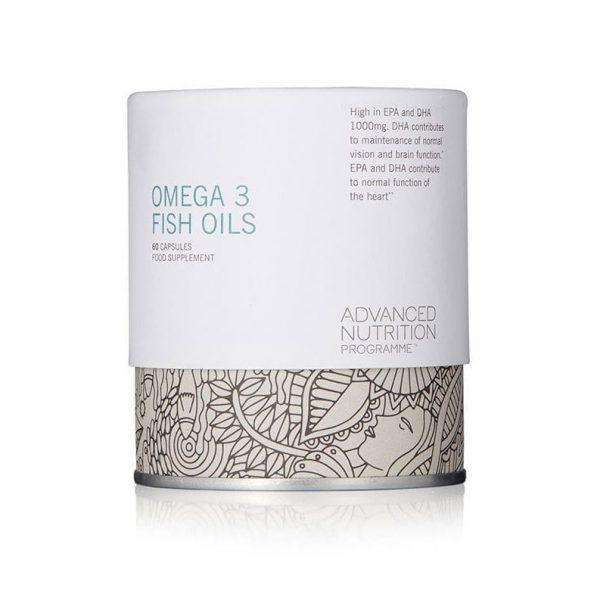 Advanced Nutrition Programme Omega 3 Fish Oils - 60 soft gels
