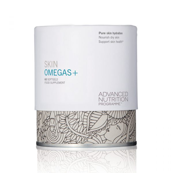 Advanced Nutrition Programme Skin Omegas+ - 60 soft gels